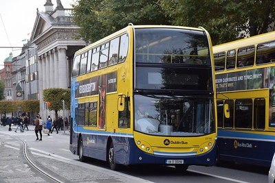 EV98 O'Connell St 23 October 2018