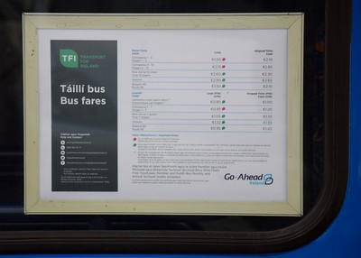 Go-Ahead fares info 7 October 2018