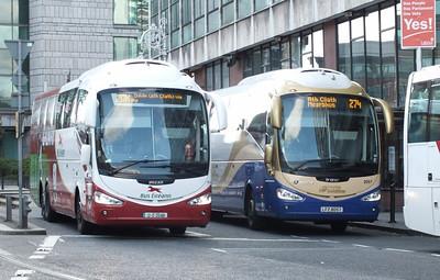 SE18 & 2057 Busáras 14 September 2013