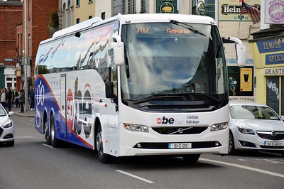 151G1210 Wellington Quay 25 September 2016 On a 707 GoBe service to Galway.