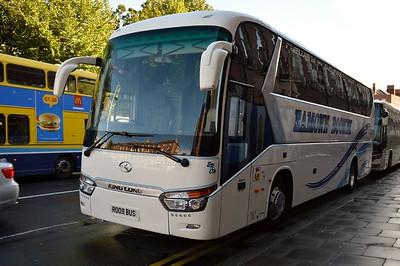 RO09 BUS Gardiner St 25 September 2016