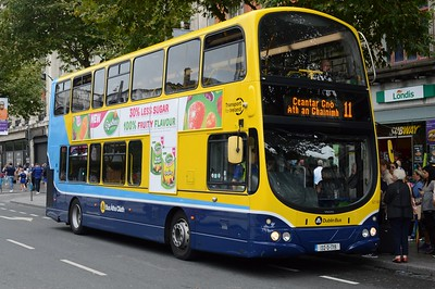GT83 O'Connell St 3 September 2017