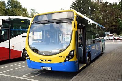 WM433 Drogheda Bus Station 13 September 2019