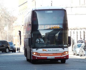 LD205  Kildare St 7 March 2012