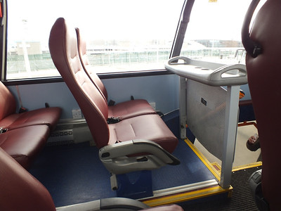 Interior of 04KE11346 - DD4 in Dublin Coach fleet 3 March 2012