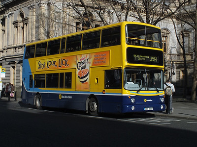 AV307 Kildare St 7 March 2012