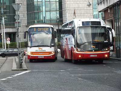 LC30 & VG11 Busáras 18 March 2012