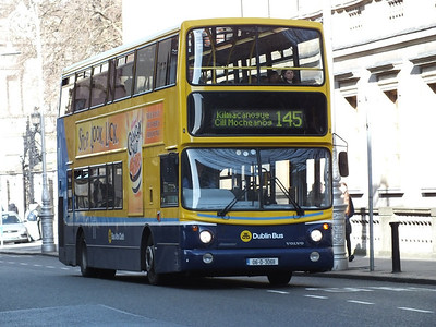 AV611 Kildare St 7 March 2012