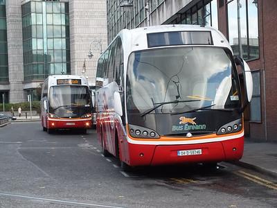 VG3 & VG11 Busáras 18 March 2012