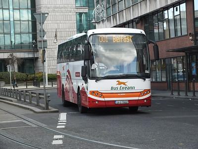 LC2 Busáras 18 March 2012
