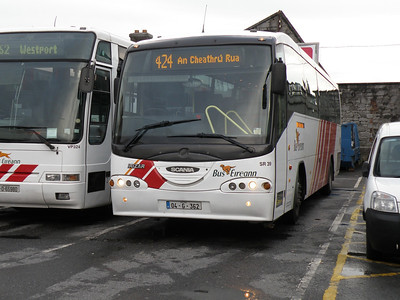 SR39 Galway station 22 October 2011