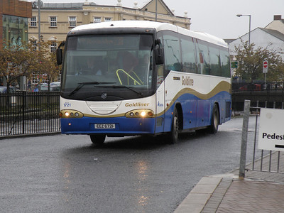 1721 Newry Bus Centre 5 October 2011