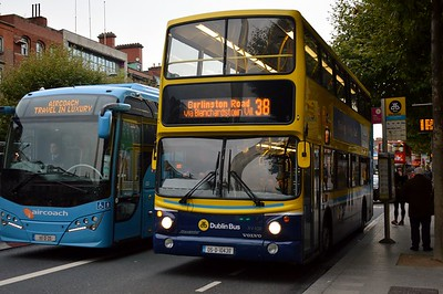 AV438 O'Connell St 15 October 2016