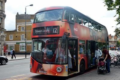 LT679 Camberwell Green 25 July 2016