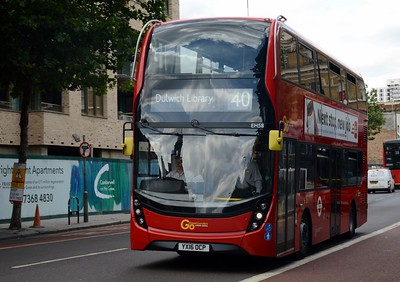 EH58 Camberwell Green 25 July 2016