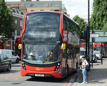 EH39 Camberwell Green 25 July 2016