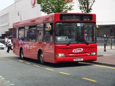 BU05HFT Birmingham 28 May 2012