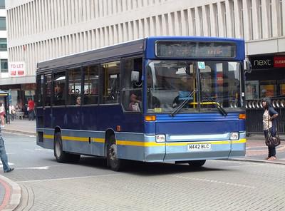 M442BLC Birmingham 28 May 2012