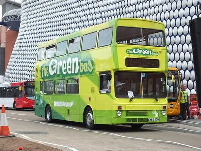 E462SON Birmingham 28 May 2012