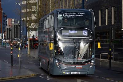6809 Birmingham Moor St Queensway 28 January 2017