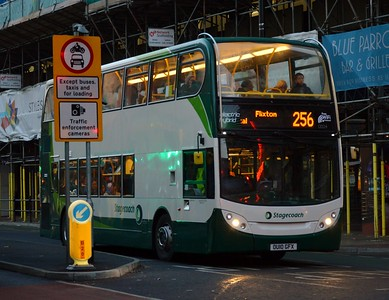 12024 Portland St 5 December 2016 transfer from Stagecoach Oxford