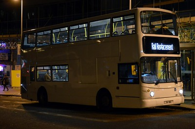 LJ54BBZ Piccadilly Station 4 December 2016 Ex Arriva London VLA97