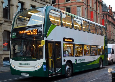 12015 Portland St 5 December 2016 transfer from Stagecoach Oxford