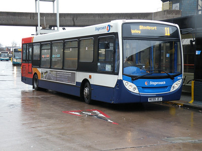 36103 Altrincham Interchange 4 December 2010