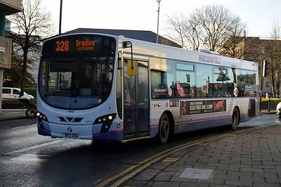 BSUK: Huddersfield December 2017