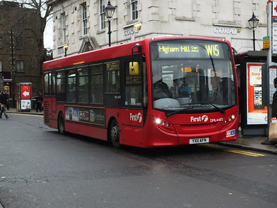 DML44172 Hackney 28 December 2012