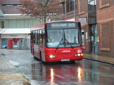 3953 Bexleyheath 1 February 2013