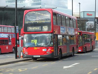 SO5 Stratford 1 February 2013