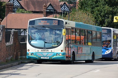 2691 Wigan Bus Station 21 August 2016