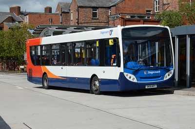 27236 Wigan Bus Station 21 August 2016