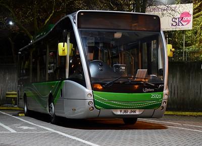 25320 Stockport Bus Station 6 December 2015