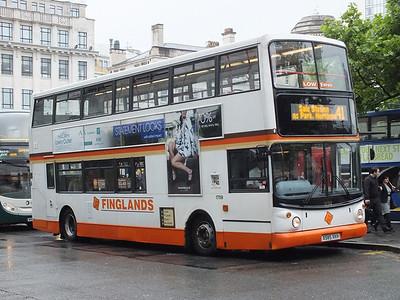 Bus Scene UK