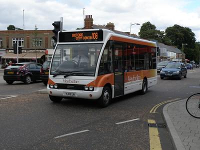 YJ11EGN Headington 8 August 2011