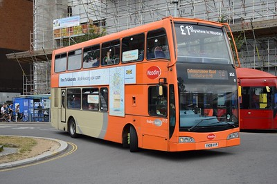 853 Reading Station 24 July 2016