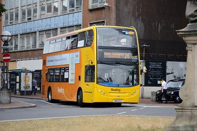 202 Reading Station 24 July 2016