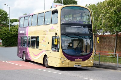 434 Uckfield Bus Station 5 June 2017