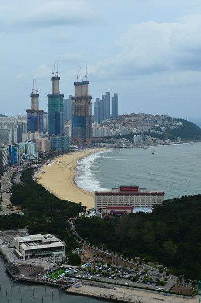 Nice beach but very busy in Summer