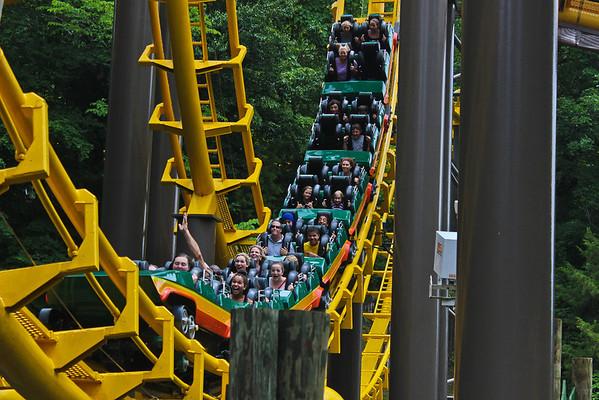 Busch Gardens 2012