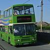 Bus at Sand Bay near Weston SM