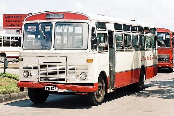 Mauritius Transport