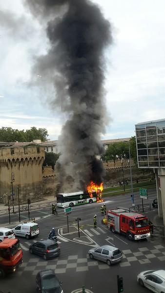 Photo from BH our european correspondent in Avignon,  15/09/15