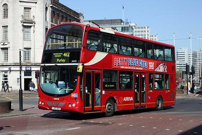 Buses in London (Update 11.01.2017)