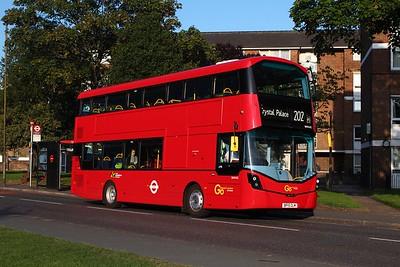 London (August 2015)