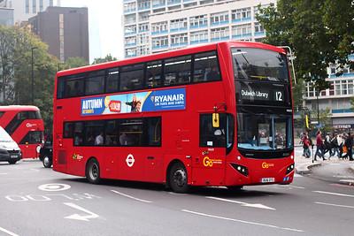 London September 2017