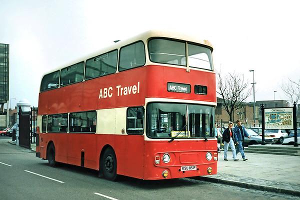 KSU851P, Liverpool 27/3/1991