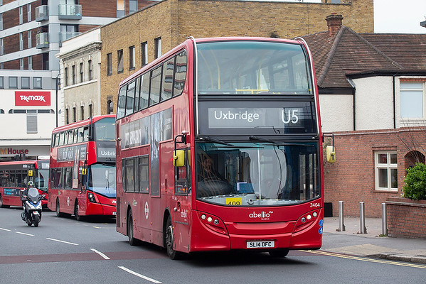 2464 SL14DFC, Uxbridge 3/5/2019
